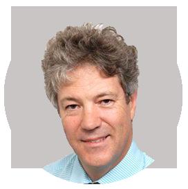 William Ayliffe MD Headshot circle background